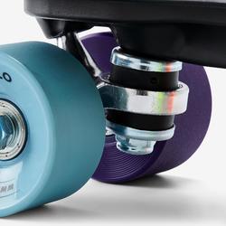 Roller Quad 100 Adulte Noir