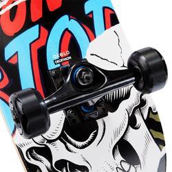 Skateboard MID500 Monkey für Kinder von 8–12 Jahren