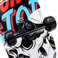 SKATEBOARDING Skateboarding and Longboarding - Kids' Skateboard Mid 500 OXELO - Skateboarding and Longboarding