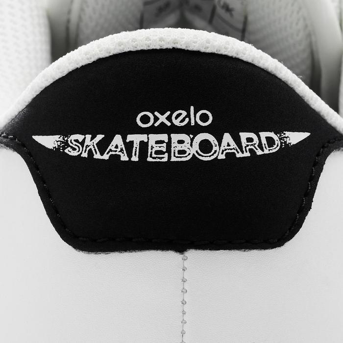 Chaussure de skate enfant CRUSH BEGINNER noire verte - 1420218