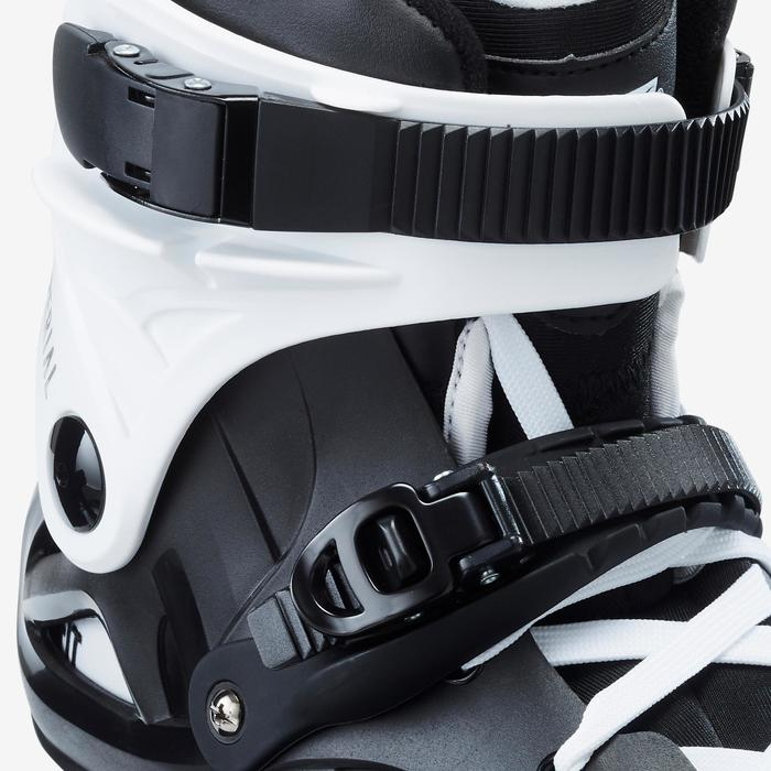 Roller freeride adulte IMPERIAL ONE DUAL FIT noir blanc - 1420251