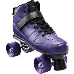 Roller Quad 100 Adulto Violeta