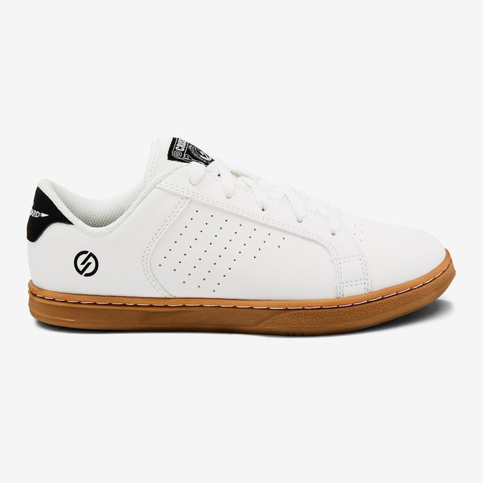 Chaussure de skate enfant CRUSH BEGINNER noire verte - 1420287