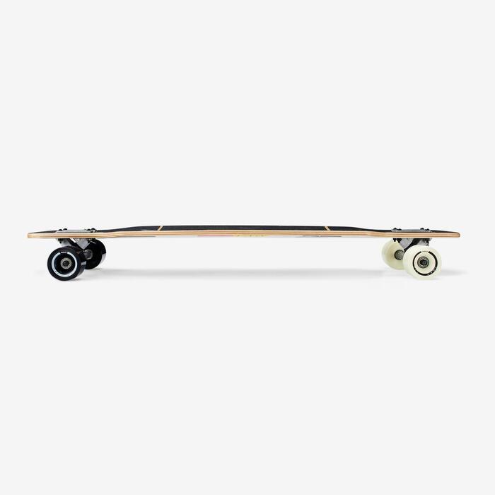 Longboard Drop 140 weiß