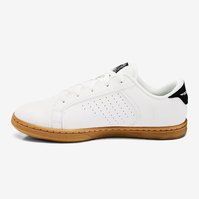 Sneaker Crush 100 Skateschuhe Kinder weiß