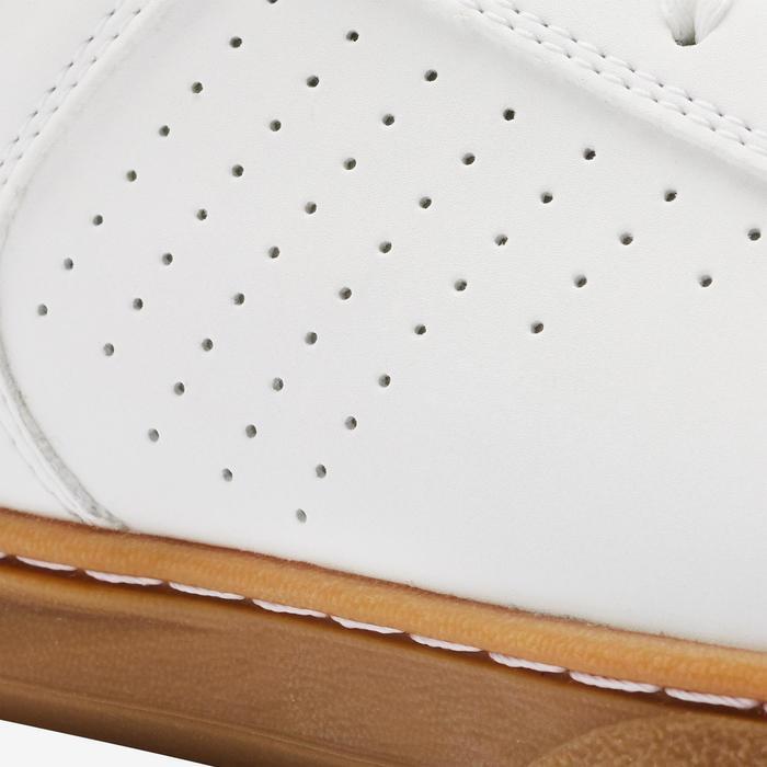 Chaussure de skate enfant CRUSH BEGINNER noire verte - 1420322