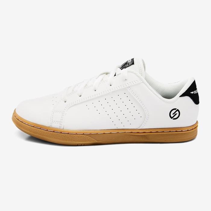 Chaussure de skate enfant CRUSH BEGINNER noire verte - 1420333