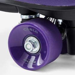 Roller Quad 100 Adulte Violet
