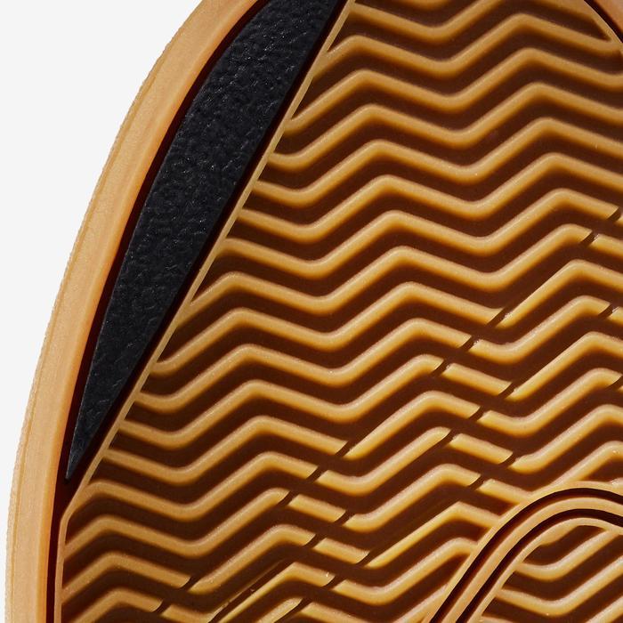 Chaussure de skate enfant CRUSH BEGINNER noire verte - 1420348