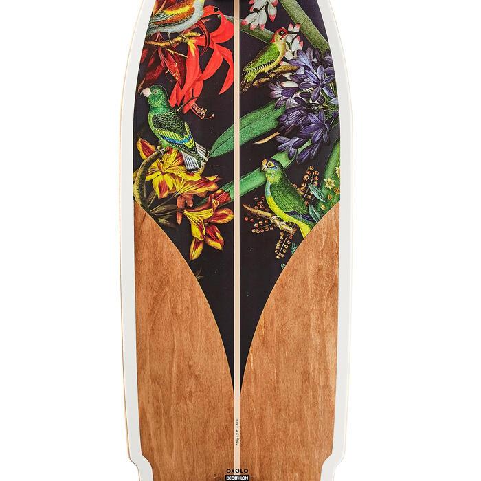 LONGBOARD SURFSKATE CARVE 540 BIRD