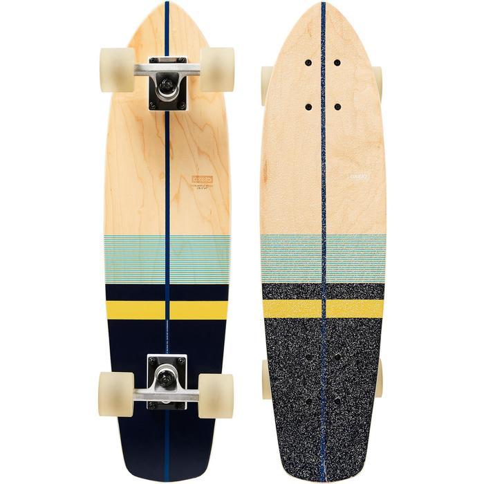 Cruiser Skateboard YAMBA BOIS Classic - 1420383