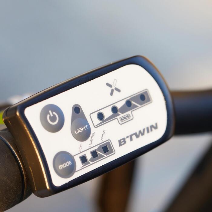 "E-Bike 20"" Faltrad Tilt 500 E schwarz"