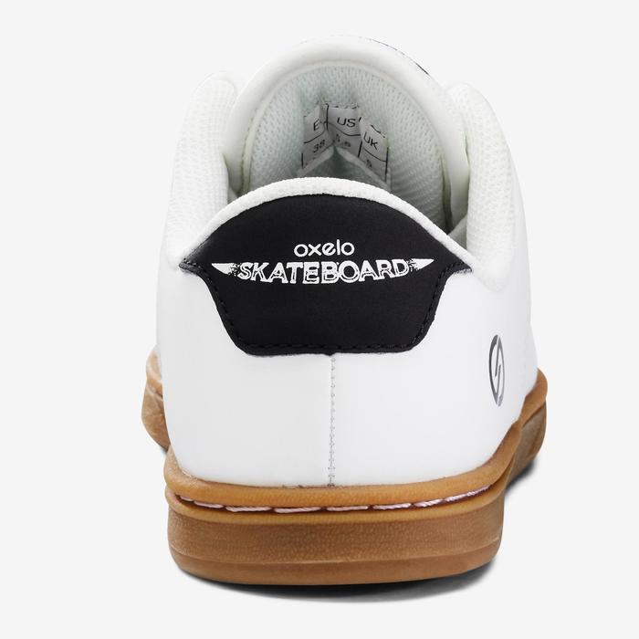 Chaussure de skate enfant CRUSH BEGINNER noire verte - 1420419