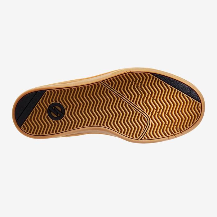 Chaussure de skate enfant CRUSH BEGINNER noire verte - 1420438