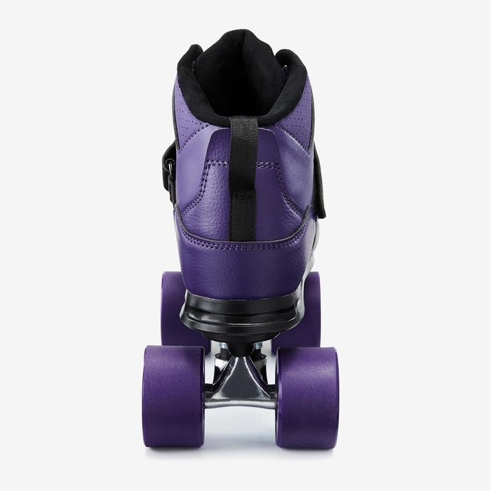 Rolschaatsen voor volwassenen 100 paars
