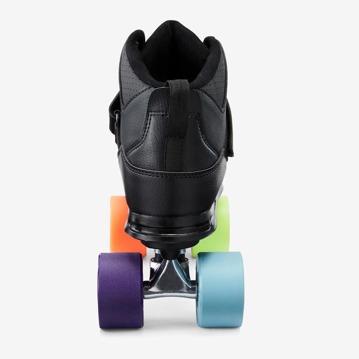 Rolschaatsen voor volwassenen 100 zwart