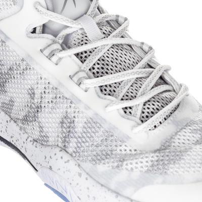 bf3910e0ecc SC500 Adult Mid Basketball Shoes For Intermediate Players - White -  Decathlon Sports Megastore