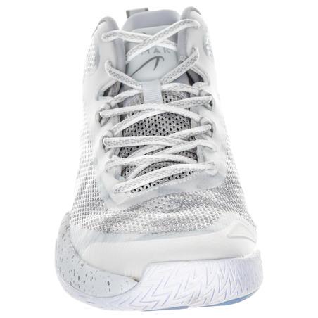 SC500 Mid-Rise Basketball Shoes White - Men's