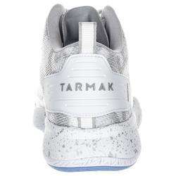 Basketbelschoenen voor heren SC500 mid wit