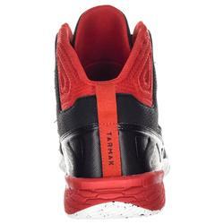 CHAUSSURE BASKETBALL DEBUTANT SHIELD 300 noir/blanc/rouge