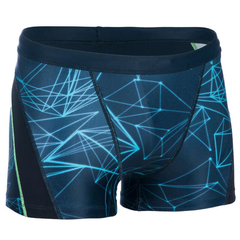 MEN'S SWIMSUITS Swimming - STAB MEN'S BOXERS ALLSTEL BLUE NABAIJI - Swimwear