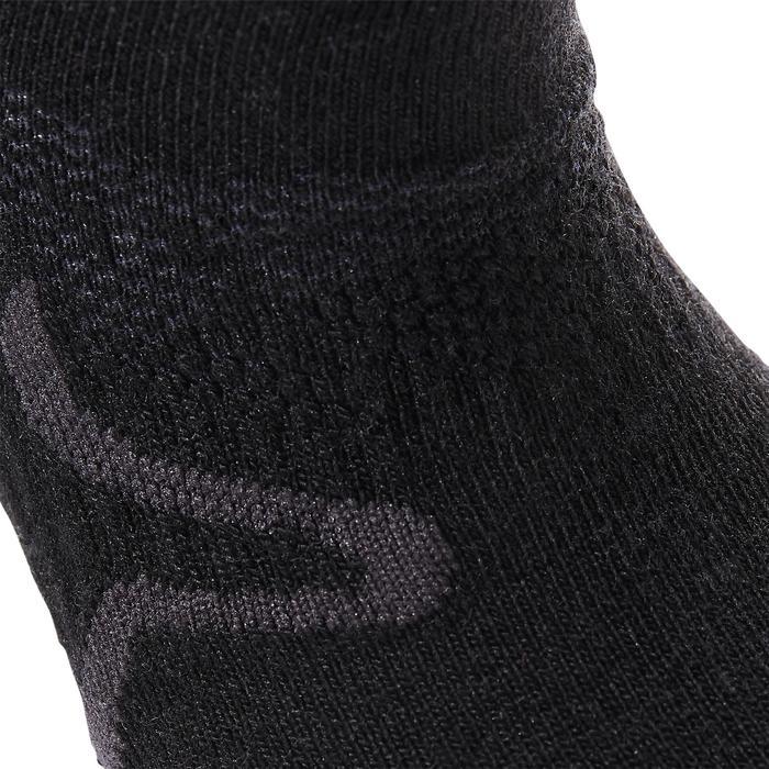Chaussettes marche sportive/nordique enfant SK 500 Warm noir