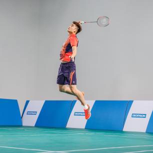 comment choisir sa raquette de badminton graphite