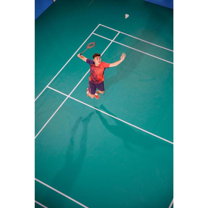 Badmintonracket voor volwassenen BR990P - oranje