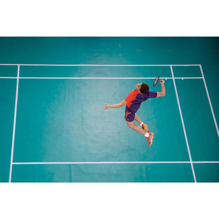 Badmintonracket voor volwassenen BR 930 P rood