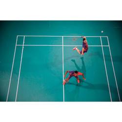 Badmintonracket BR 990 P voor volwassenen oranje