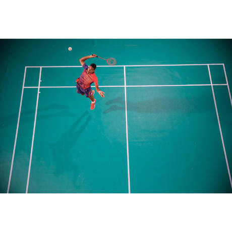 b1889a788 BR990P Adult Badminton Racket - Orange. Previous. Next