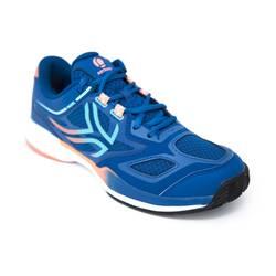 Padelschuhe PS560 Sportschuhe Damen blau