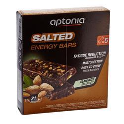 Energiereep met gezouten amandelen 5x 40 g