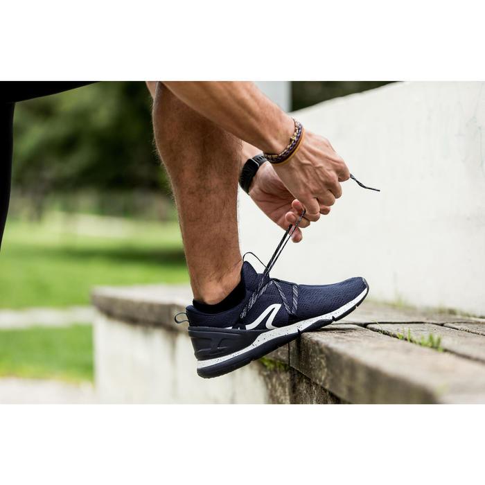 Freizeitschuhe Walking PW 140 Herren blau/weiß