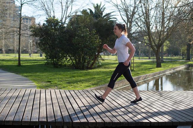 PW 160 Br'easy women's fitness walking pumps purple