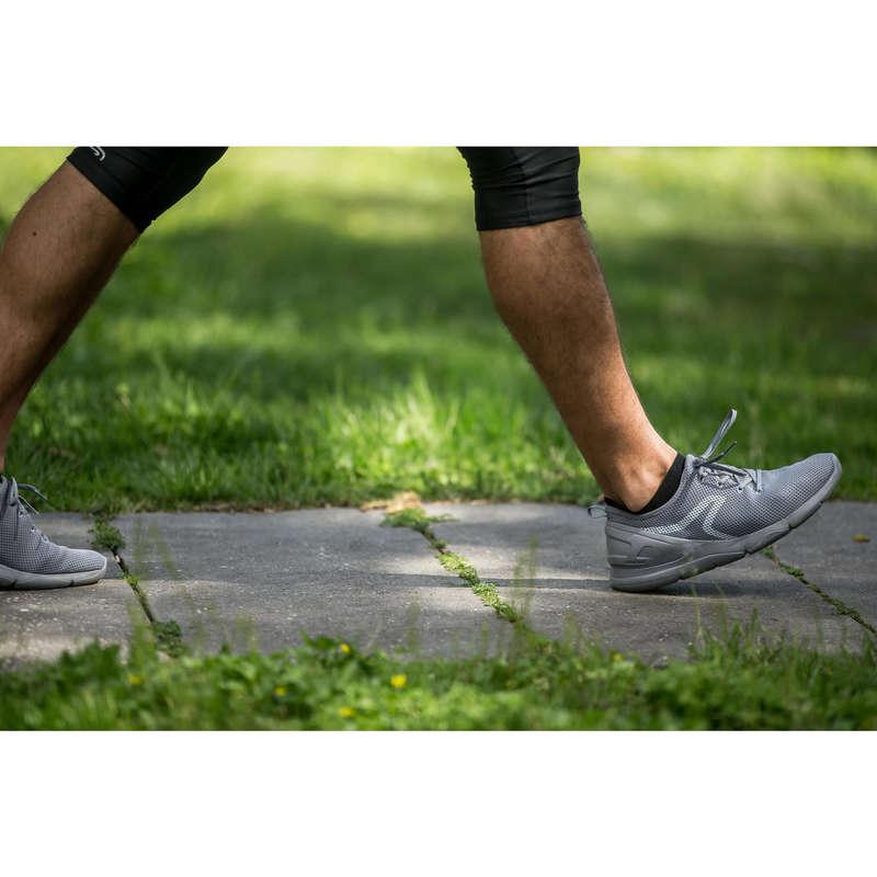 ERKEK SPORTİF YÜRÜYÜŞ AYAKKABILARI AYAKKABILAR - PW 100 Spor Ayakkabı NEWFEEL - AYAKKABILAR