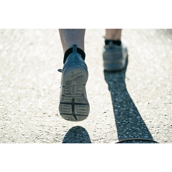 Walkingschuhe PW 100 Damen grau