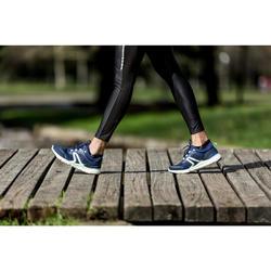 Zapatillas de marcha deportiva para mujer Soft 540 Mesh azul marino / verde