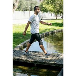 Zapatillas Caminar Newfeel PW 100 Hombre Gris