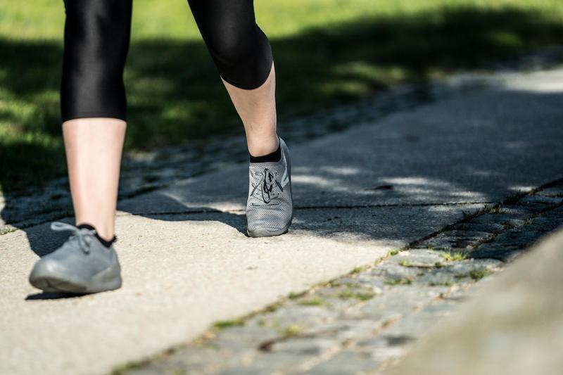 Walking Shoes for Women - Grey
