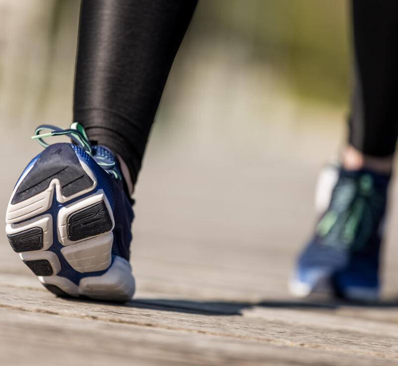marche sportive et course a pieds difference