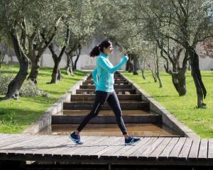 Pratiquer la marche sportive pendant la grossesse