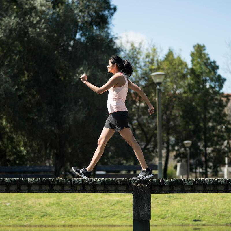 affiner jambe marche sportive