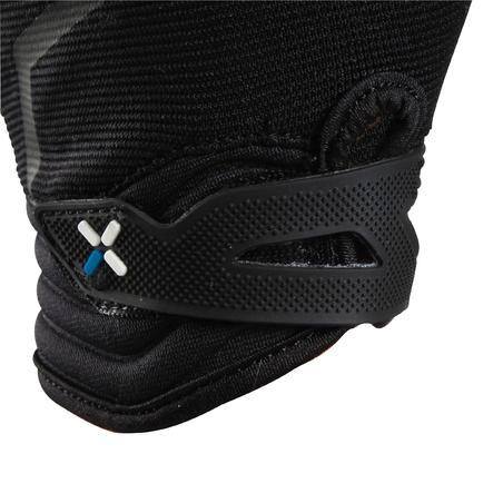 XC pirštinės kalnų dviračiams, juodos