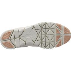 Chaussures fitness cardio-training Nike flex essential femme rose ivoire
