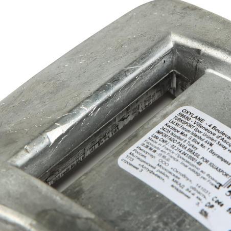 Peso Plomo sin forro de buceo de 2 kg