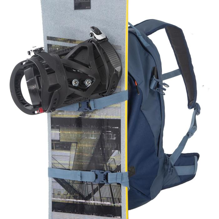Skirucksack Free Ride FR 500 blau