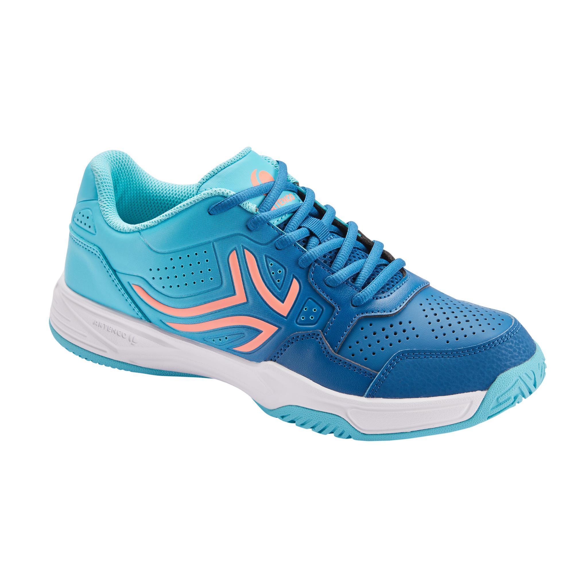 Artengo Tennisschoenen voor dames TS 190 turkoois