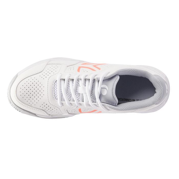 Tennisschoenen voor dames TS 190 wit