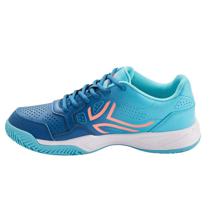 Tennisschoenen voor dames TS 190 turkoois